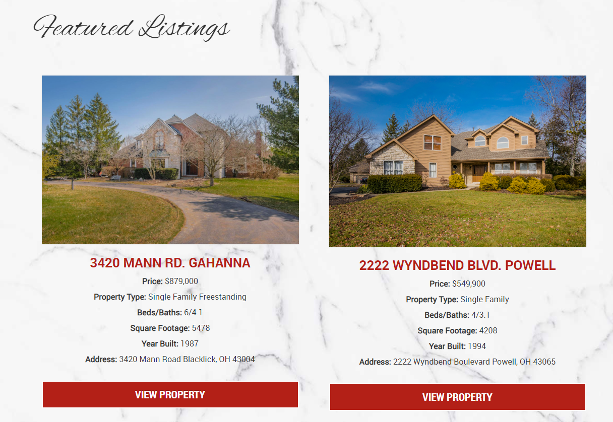 nth degree featured listings