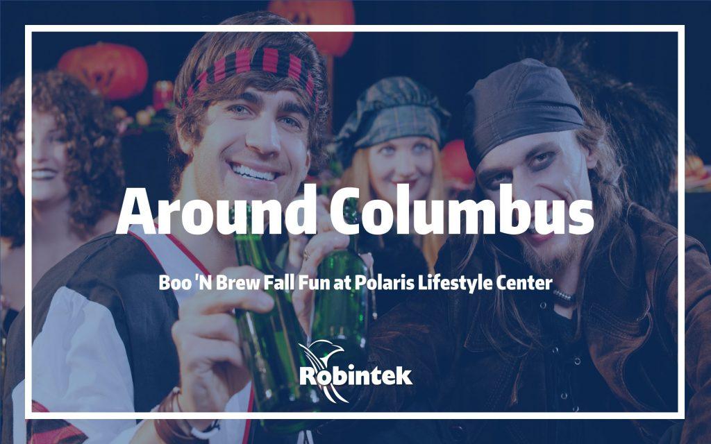 robintek local events boo 'n brew