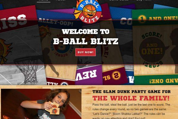 B-Ball Blitz