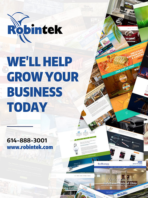 Brochure Cover - Help Grow Your Business
