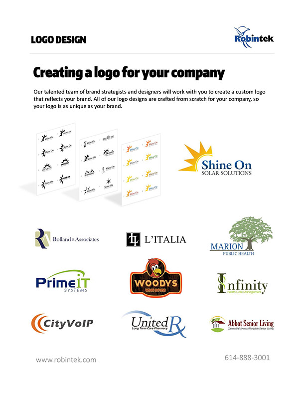 Creating a Logo For Your Company - Logo Design Service