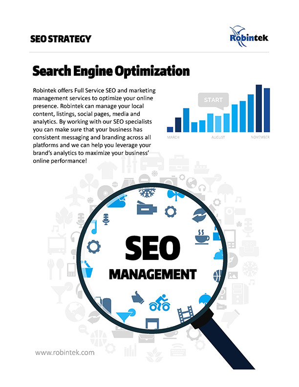 SEO Management Services - Search Engine Optimization