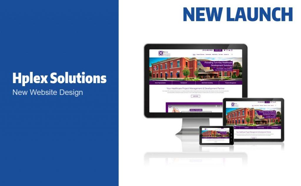 Hplex Website Launch