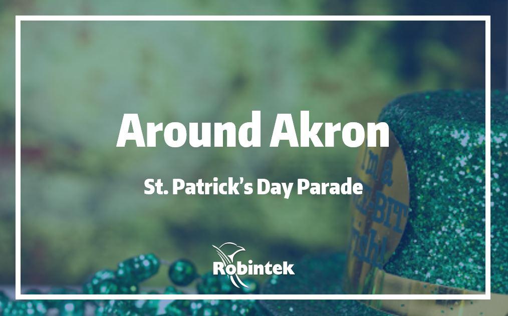 St. Patricks Day Parade Robintek