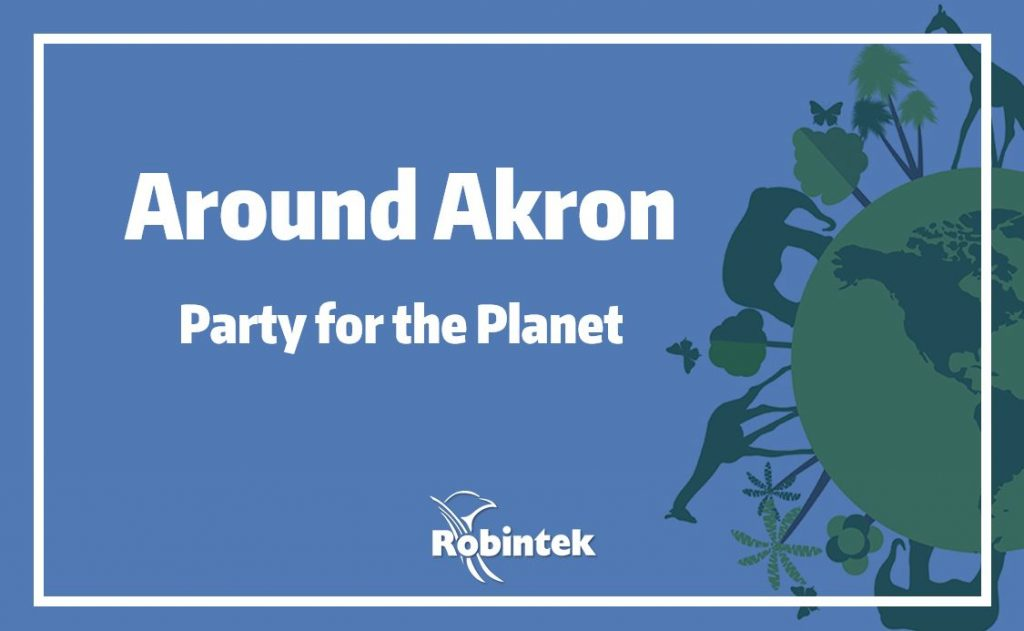 Party for the Planet Event in Akron