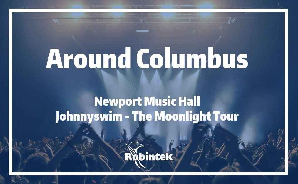 Around Columbus, Johnnyswim concert