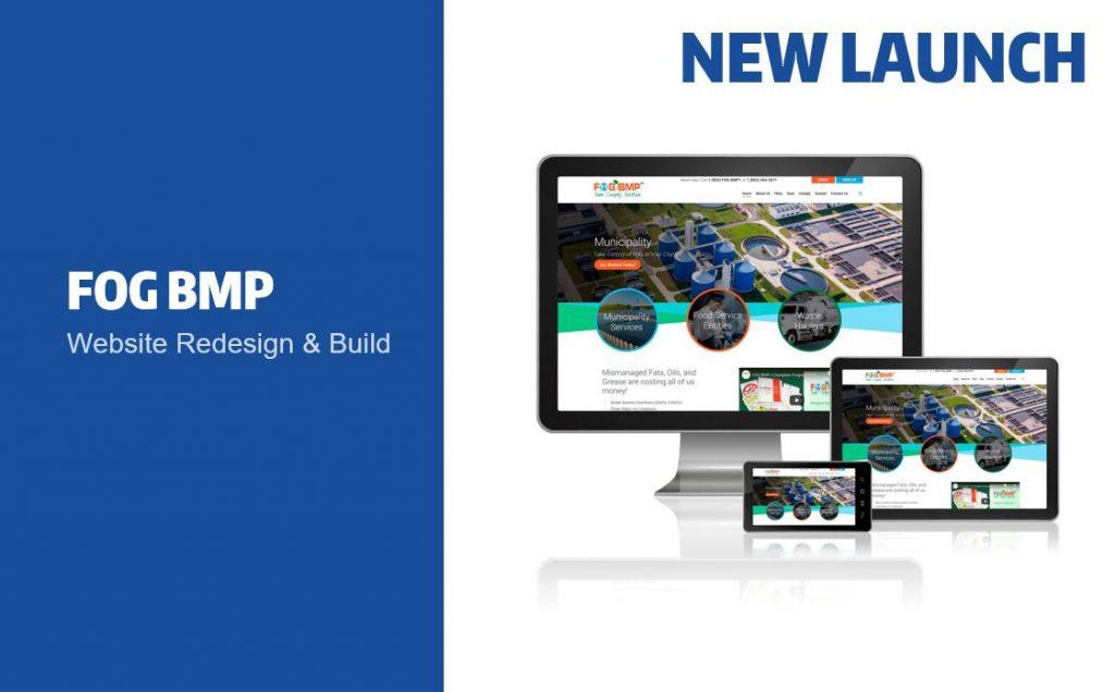 Fog BMP website design