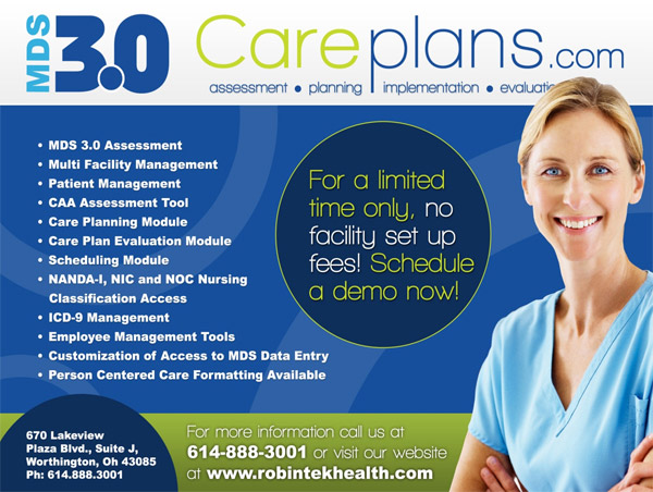 Careplans Custom Presentation Design