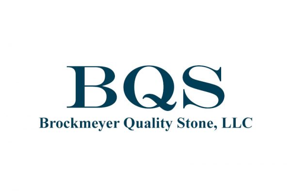 BQS Brockmeyer Quality Stone Logo Design