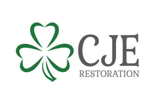 cje restoration custom logo design