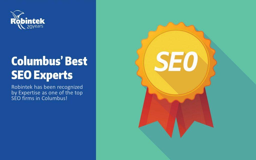 columbus best seo experts firm award