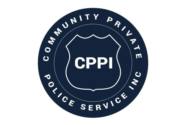 CPPI Comunity Private Police Service Inc Logo Design