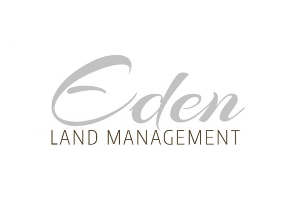 Eden Land Management Logo Design
