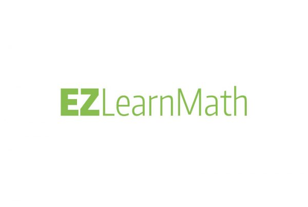 EZ Learn Math Logo Design