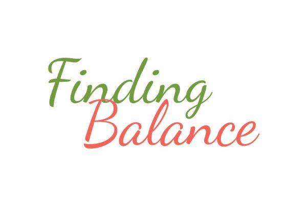 Finding Balance Logo Design