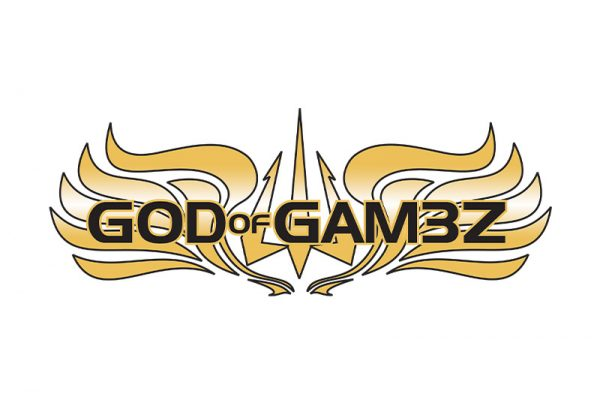 God of Gam3z Logo Design
