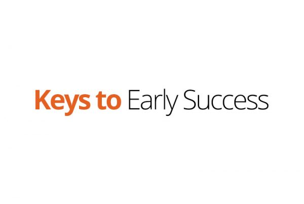 Keys to Early Success Logo Design