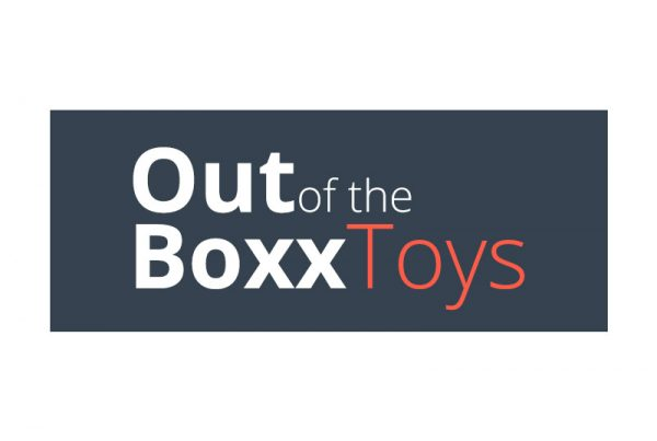 Out of the Boxx Toys Logo Design