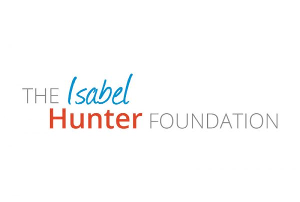 Isabel Hunter Foundation Logo Design