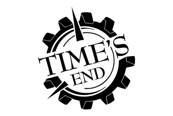 Times's End Board Game Logo Design