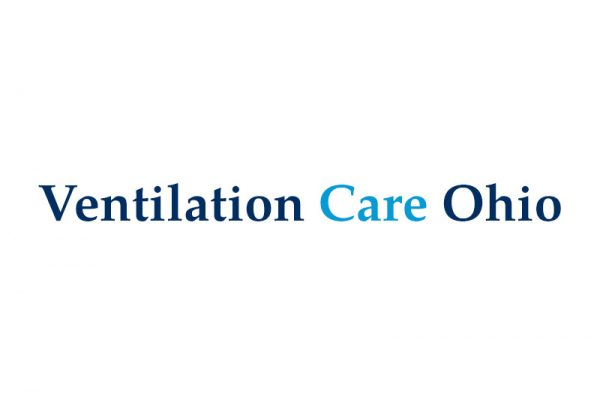 Ventilation Care Ohio Logo Design