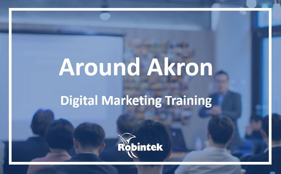 Digital Marketing Training Classroom