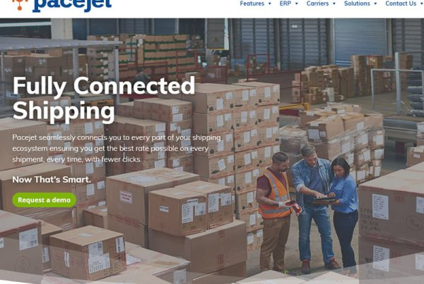 pacejet enterprise shipping software