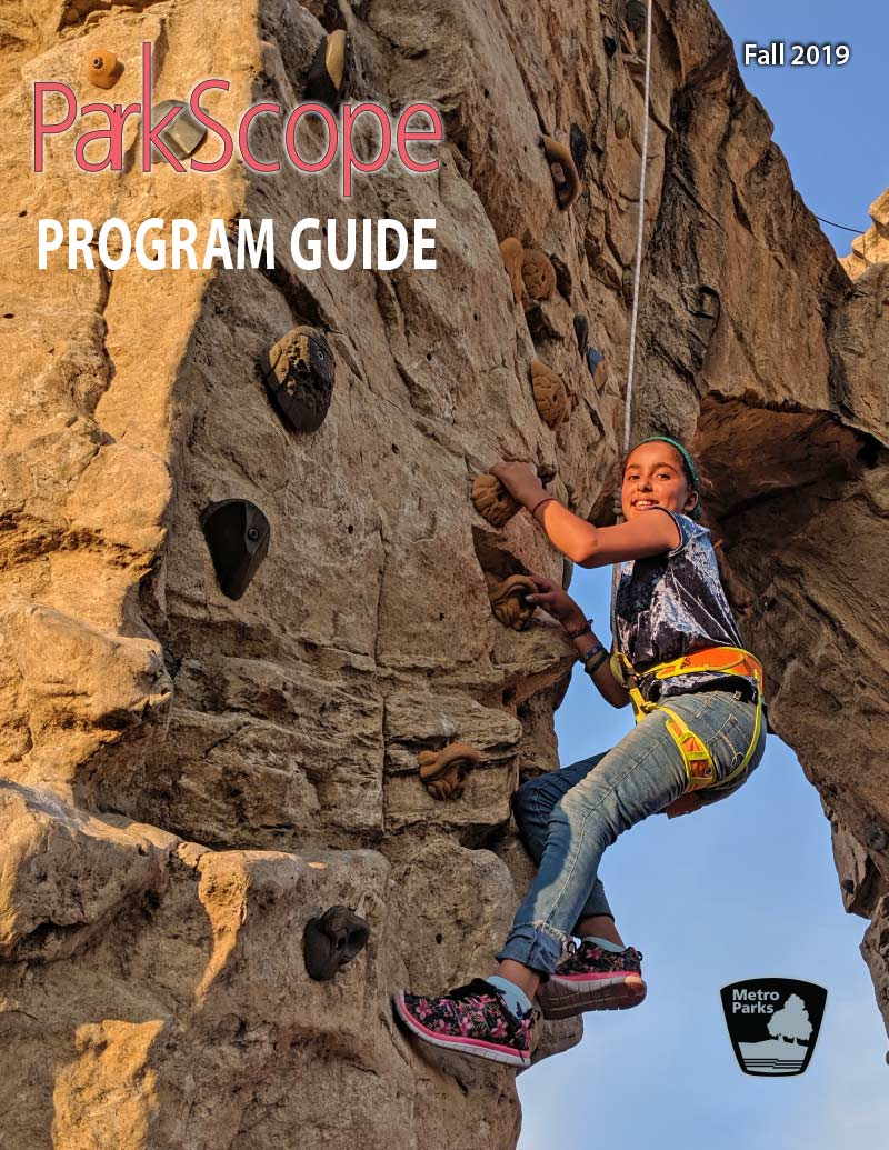 friends of metro parks park scope program guide