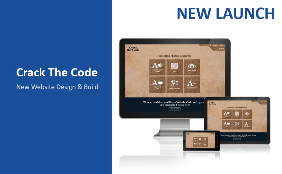 crack the code web design