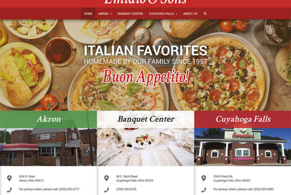 Emidio and Sons Italian Restaurant