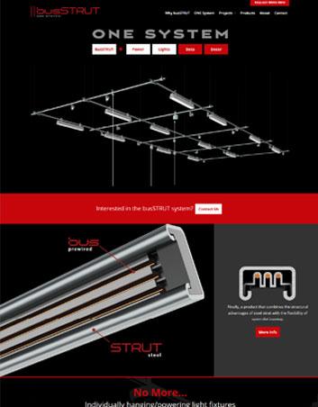 BusSTRUT Website Design System