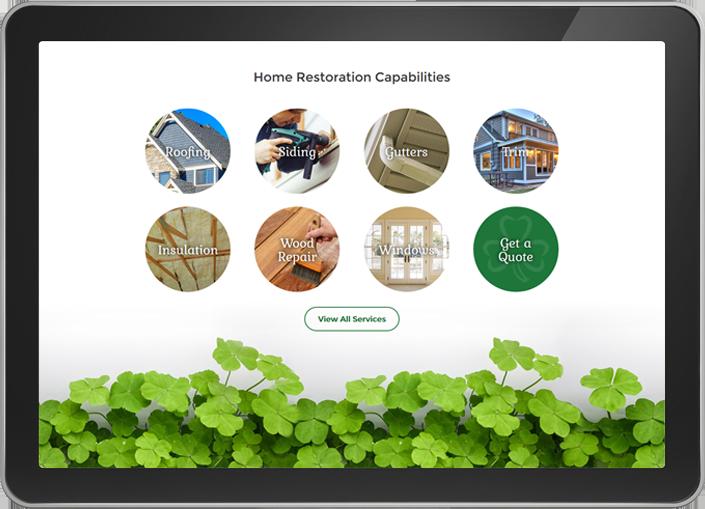 CJE Mobile and Tablet Website Design