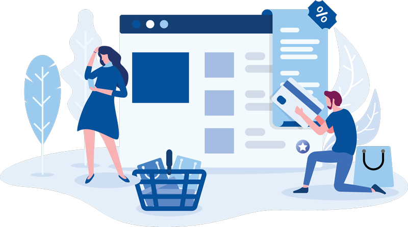 Shopify Illustration