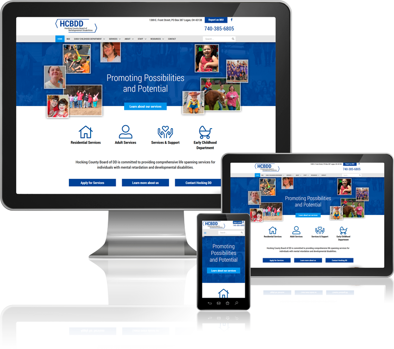 HCBDD Website