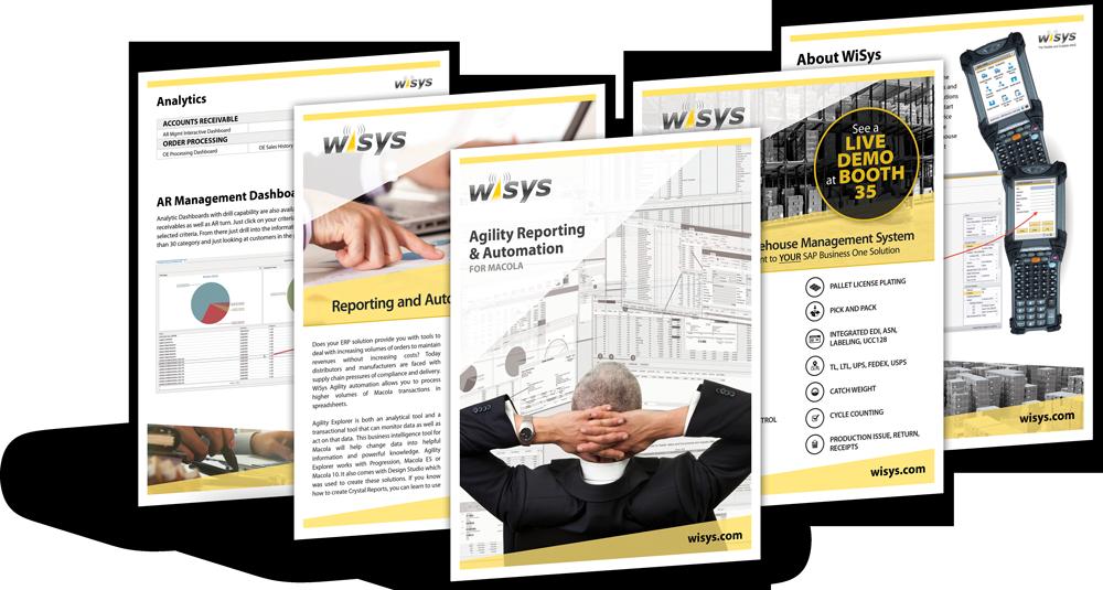 WiSys Print Materials