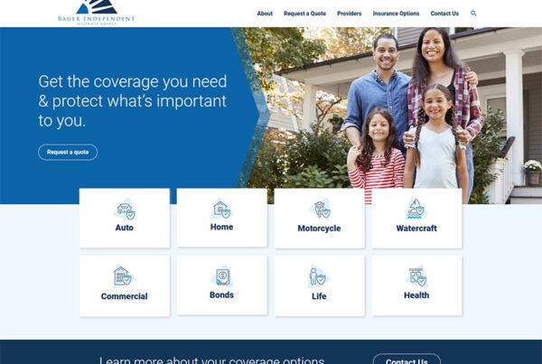 wordpress, insurance, agency, family, smiles, house