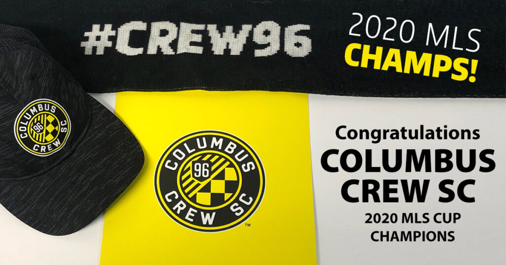 Congratulations to the Columbus Crew SC