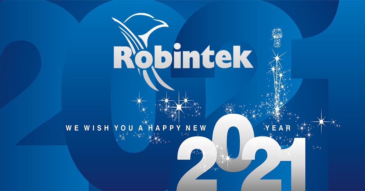 Happy New Year 2021 from Robintek
