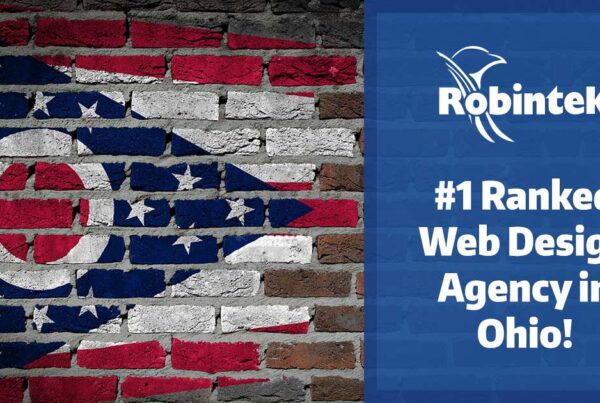 #1 Top Ranked Web Design in Ohio