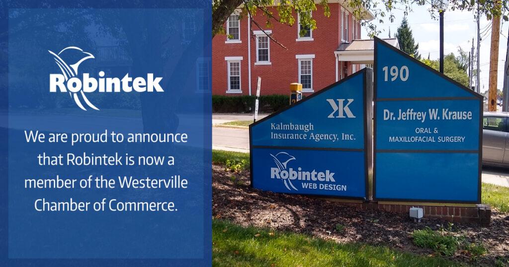 Robintek Westerville Ohio Chamber of Commerce