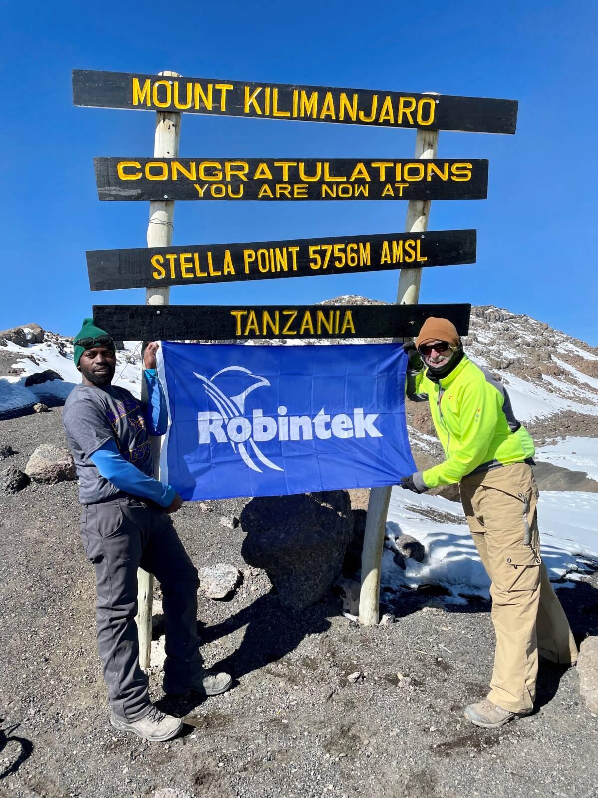 Robintek Kilimanjaro Milt Allen