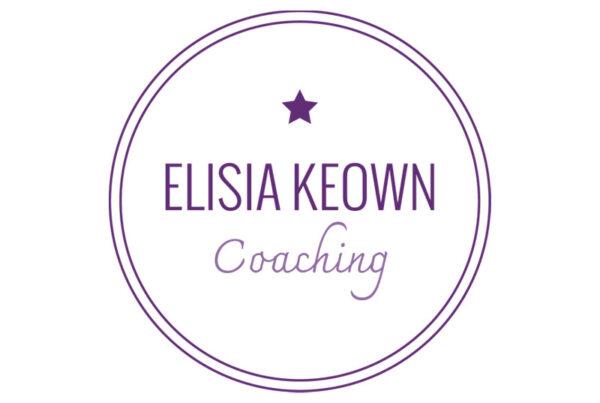 Elisia Keown Coaching Circle Logo Design