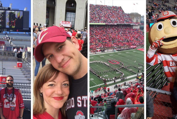 Robintek is Ohio Proud - Go Buckeyes