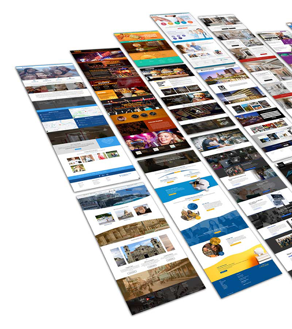 Rated Best Web Designers in Columbus Collage