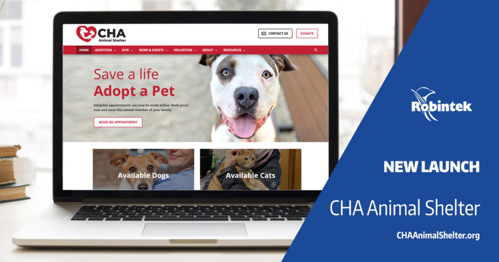 CHA animal Shelter redesign