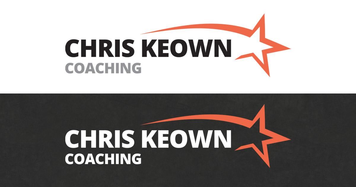 Logo Design for Chris Keown