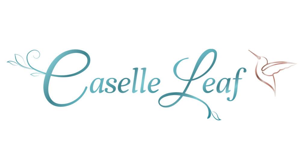 Caselle Leaf logo design by Robintek