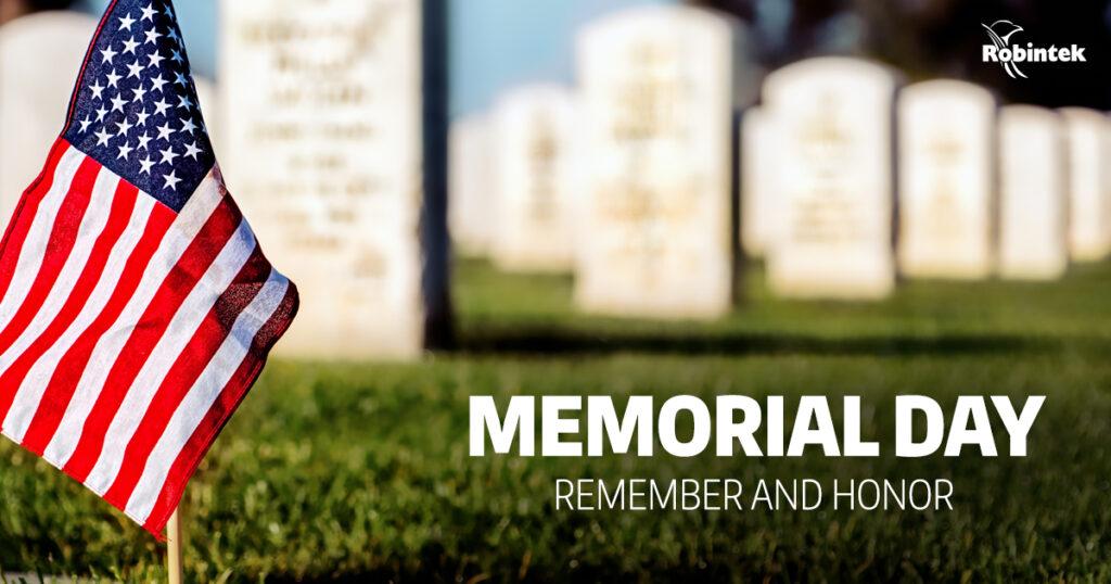 Memorial Day 2021: Remember and Honor