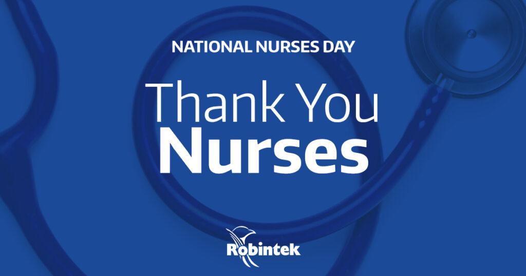 Thank you Nurses a celebration of national nurses day