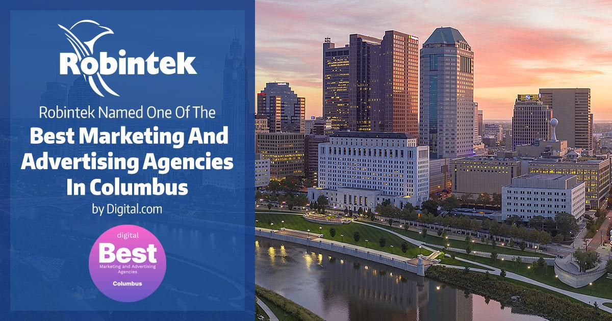 Robintek Named Best Marketing Company in Columbus